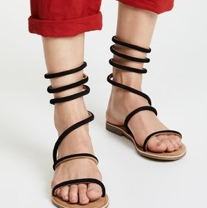 New Free People Havana gladiator sandals